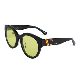 Ceremony Tape Sunglasses_Black