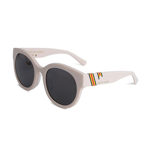 Ceremony Tape Sunglasses_Beige