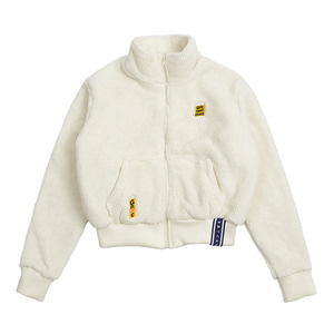 Yeti Short Jacket_Oatmeal