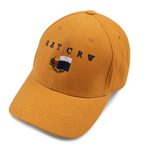 RMTCRW Flag Ball Cap_Yellow