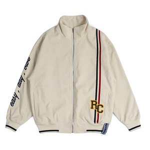 RC Corduroy Jacket_Oatmeal