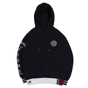 10th Forever Young Hoodie_Navy