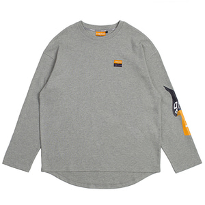 HEAD BY RMTC Flag Long Sleeve_Grey