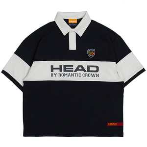HEAD BY RMTC Polo T Shirt_Navy