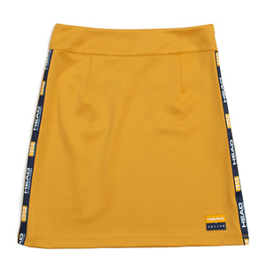 HEAD BY RMTC H Line Skirt_Yellow