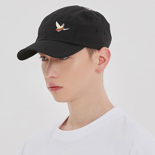 [R.C X M.G]Ceremony Camp Cap_Black