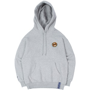 21C BOYS BIG LOGO HOOD_GREY