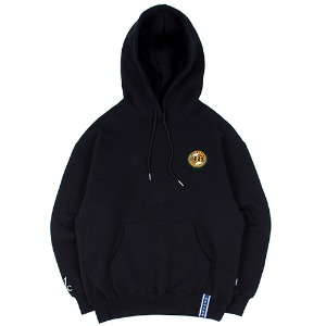 21C BOYS BIG LOGO HOOD_BLACK