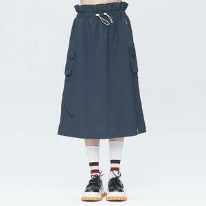 GNAC EASY BANDING SKIRT_NAVY