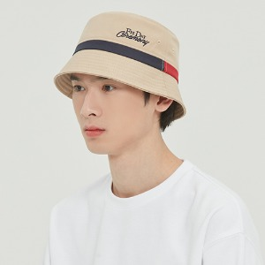 FRIDAY BUCKET HAT_BEIGE