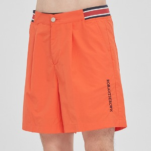 FRIDAY EASY SHORTS_ORANGE