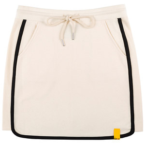 GNAC BINDING SKIRT_OATMEAL