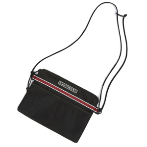 CEREMONY COMPACT SACOCHE BAG_BLACK