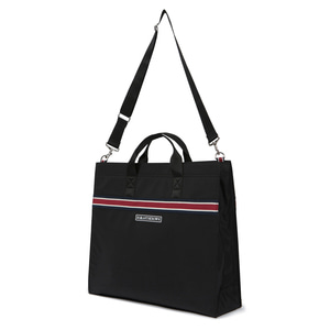 CEREMONY SHOPPER BAG_BLACK