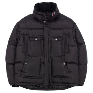 SUNDAY SYNDROME DUCK DOWN PARKA_BLACK
