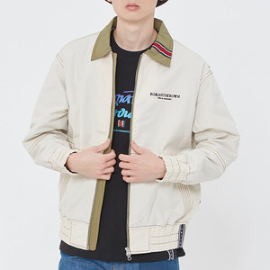 RMTCRW FIELD JACKET_OATMEAL