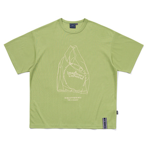 ENVELOPE TEE_LIGHT KHAKI