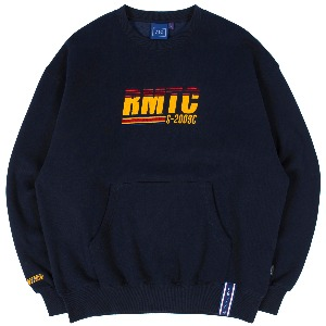 RMTC LOGO POCKET SWEATSHIRT_NAVY
