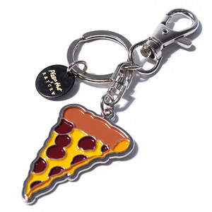 [PIZZAHUT X RMTCRW]PIZZA KEY RING_ETC