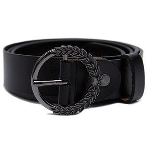 LAUREL CROWN BELT_BLACK